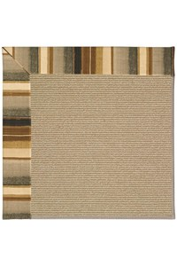 Capel Rugs Creative Concepts Sisal - Kalani Coal (330) Rectangle 12' x 15' Area Rug