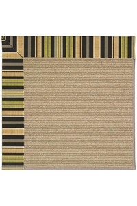 Capel Rugs Creative Concepts Sisal - Vera Cruz Coal (350) Rectangle 12' x 15' Area Rug