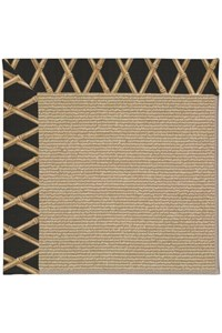 Capel Rugs Creative Concepts Sisal - Bamboo Coal (356) Rectangle 12' x 15' Area Rug