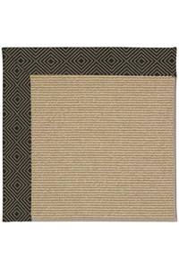 Capel Rugs Creative Concepts Sisal - Fortune Lava (394) Rectangle 12' x 15' Area Rug