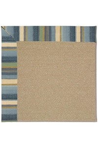 Capel Rugs Creative Concepts Sisal - Kalani Ocean (417) Rectangle 12' x 15' Area Rug