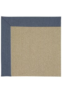 Capel Rugs Creative Concepts Sisal - Heritage Denim (447) Rectangle 12' x 15' Area Rug