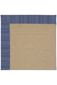 Capel Rugs Creative Concepts Sisal - Vierra Navy (455) Rectangle 12' x 15' Area Rug