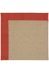 Capel Rugs Creative Concepts Sisal - Vierra Cherry (560) Rectangle 12' x 15' Area Rug