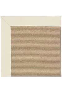 Capel Rugs Creative Concepts Sisal - Canvas Ivory (605) Rectangle 12' x 15' Area Rug