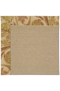 Capel Rugs Creative Concepts Sisal - Cayo Vista Sand (710) Rectangle 12' x 15' Area Rug