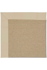Capel Rugs Creative Concepts Sisal - Canvas Antique Beige (717) Rectangle 12' x 15' Area Rug