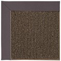 Capel Rugs Creative Concepts Java Sisal - Fife Plum (470) Octagon 4