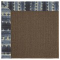 Capel Rugs Creative Concepts Java Sisal - Java Journey Indigo (460) Octagon 10