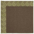 Capel Rugs Creative Concepts Java Sisal - Dream Weaver Marsh (211) Rectangle 8