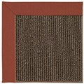 Capel Rugs Creative Concepts Java Sisal - Canvas Brick (850) Rectangle 9