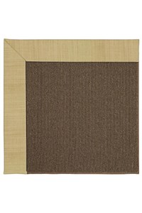 Capel Rugs Creative Concepts Java Sisal - Dupione Bamboo (100) Rectangle 12' x 15' Area Rug
