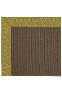 Capel Rugs Creative Concepts Java Sisal - Bamboo Tea Leaf (236) Rectangle 12' x 15' Area Rug