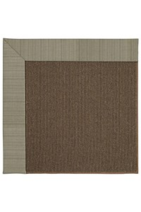 Capel Rugs Creative Concepts Java Sisal - Vierra Graphite (320) Rectangle 12' x 15' Area Rug
