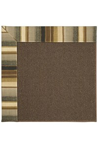 Capel Rugs Creative Concepts Java Sisal - Kalani Coal (330) Rectangle 12' x 15' Area Rug