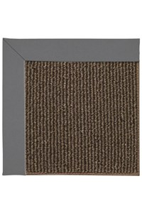 Capel Rugs Creative Concepts Java Sisal - Canvas Charcoal (355) Rectangle 12' x 15' Area Rug