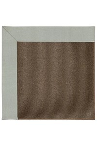 Capel Rugs Creative Concepts Java Sisal - Canvas Spa Blue (427) Rectangle 12' x 15' Area Rug