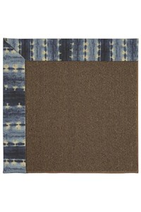 Capel Rugs Creative Concepts Java Sisal - Java Journey Indigo (460) Rectangle 12' x 15' Area Rug