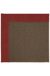 Capel Rugs Creative Concepts Java Sisal - Canvas Cherry (537) Rectangle 12' x 15' Area Rug