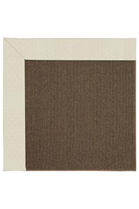 Capel Rugs Creative Concepts Java Sisal - Canvas Sun Tile (612) Rectangle 12' x 15' Area Rug