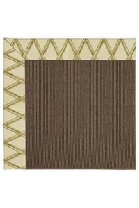Capel Rugs Creative Concepts Java Sisal - Bamboo Rattan (706) Rectangle 12' x 15' Area Rug
