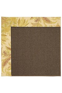 Capel Rugs Creative Concepts Java Sisal - Cayo Vista Sand (710) Rectangle 12' x 15' Area Rug