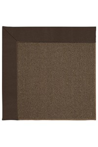 Capel Rugs Creative Concepts Java Sisal - Canvas Bay Brown (787) Rectangle 12' x 15' Area Rug