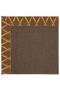 Capel Rugs Creative Concepts Java Sisal - Bamboo Cinnamon (856) Rectangle 12' x 15' Area Rug