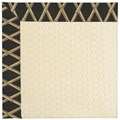 Capel Rugs Creative Concepts Sugar Mountain - Bamboo Coal (356) Octagon 6