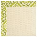 Capel Rugs Creative Concepts Sugar Mountain - Shoreham Kiwi (220) Octagon 10