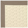 Capel Rugs Creative Concepts Sugar Mountain - Shadow Wren (743) Octagon 10