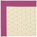 Capel Rugs Creative Concepts Sugar Mountain - Canvas Hot Pink (515) Octagon 12