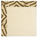Capel Rugs Creative Concepts Sugar Mountain - Couture King Chestnut (756) Rectangle 4