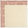 Capel Rugs Creative Concepts Sugar Mountain - Imogen Cherry (520) Rectangle 6