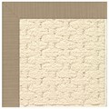 Capel Rugs Creative Concepts Sugar Mountain - Dupione Sand (725) Rectangle 7
