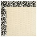 Capel Rugs Creative Concepts Sugar Mountain - Coral Cascade Ebony (385) Rectangle 8