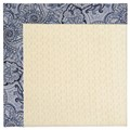 Capel Rugs Creative Concepts Sugar Mountain - Paddock Shawl Indigo (475) Rectangle 8