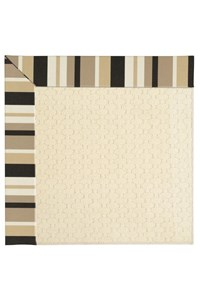 Capel Rugs Creative Concepts Sugar Mountain - Granite Stripe (335) Rectangle 12' x 15' Area Rug