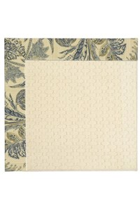 Capel Rugs Creative Concepts Sugar Mountain - Cayo Vista Ocean (425) Rectangle 12' x 15' Area Rug