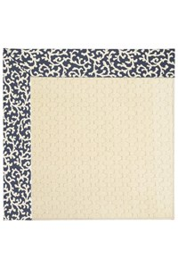 Capel Rugs Creative Concepts Sugar Mountain - Coral Cascade Navy (450) Rectangle 12' x 15' Area Rug