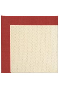 Capel Rugs Creative Concepts Sugar Mountain - Dupione Crimson (575) Rectangle 12' x 15' Area Rug