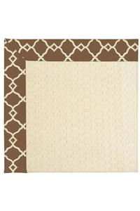 Capel Rugs Creative Concepts Sugar Mountain - Arden Chocolate (746) Rectangle 12' x 15' Area Rug