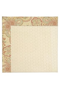Capel Rugs Creative Concepts Sugar Mountain - Paddock Shawl Persimmon (810) Rectangle 12' x 15' Area Rug