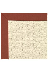 Capel Rugs Creative Concepts Sugar Mountain - Canvas Brick (850) Rectangle 12' x 15' Area Rug