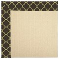 Capel Rugs Creative Concepts Beach Sisal - Canvas Antique Beige (717) Rectangle 3