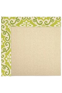 Capel Rugs Creative Concepts Beach Sisal - Shoreham Kiwi (220) Rectangle 12' x 15' Area Rug