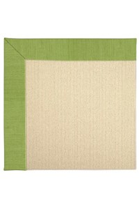 Capel Rugs Creative Concepts Beach Sisal - Canvas Lawn (227) Rectangle 12' x 15' Area Rug