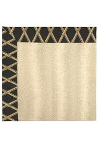 Capel Rugs Creative Concepts Beach Sisal - Bamboo Coal (356) Rectangle 12' x 15' Area Rug