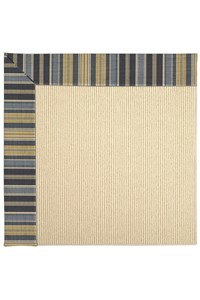 Capel Rugs Creative Concepts Beach Sisal - Coral Cascade Navy (450) Rectangle 12' x 15' Area Rug