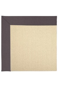 Capel Rugs Creative Concepts Beach Sisal - Fife Plum (470) Rectangle 12' x 15' Area Rug